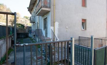 Appartamento con giardino a Porretta Terme